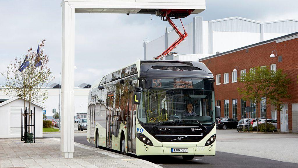 Le vieillissement des batteries d'autobus électriques